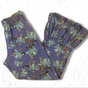 EUC Matilda Jane Tween Big Ruffles Pants Sz 12